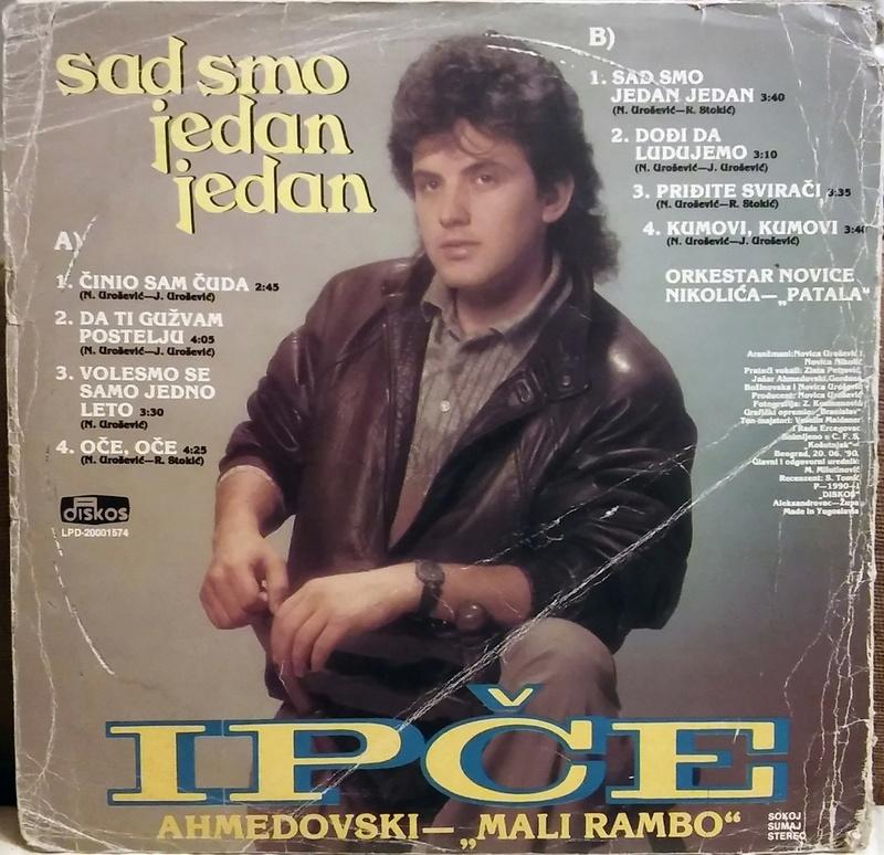 Ipče Ahmedovski - Omoti Lp-ipc11