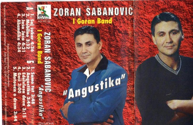 Zoran Šabanović - Omoti Omot11