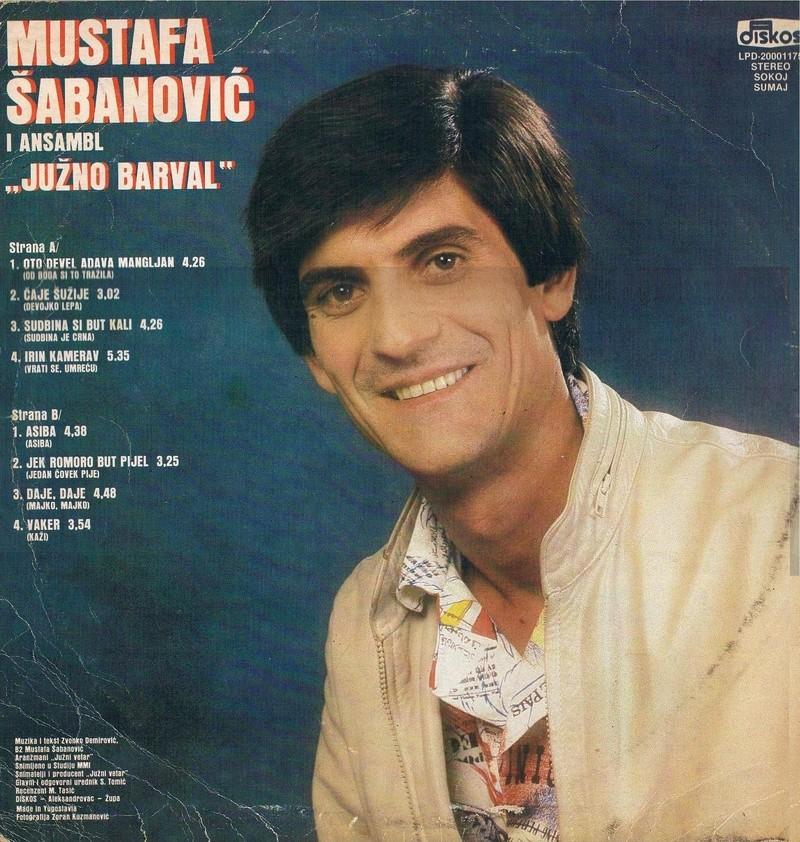 Mustafa Šabanović - Omoti Omot12
