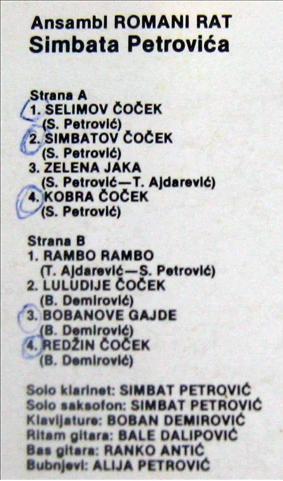Tahir Ajdarevic Trajko - Diskografija Omot_211