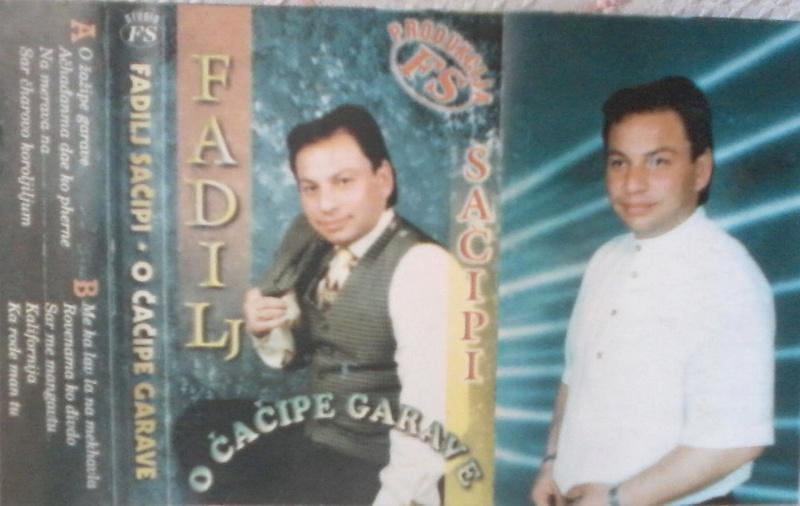 Fadil Sacipi - Omoti P10-0815