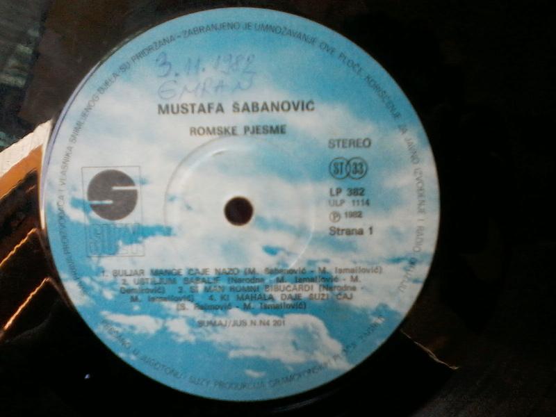 Mustafa Šabanović - Omoti P12-0310