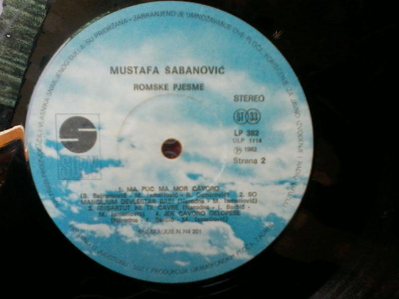 Mustafa Šabanović - Omoti P12-0311
