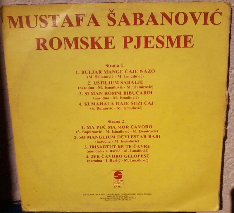 Mustafa Šabanović - Omoti P12-0312