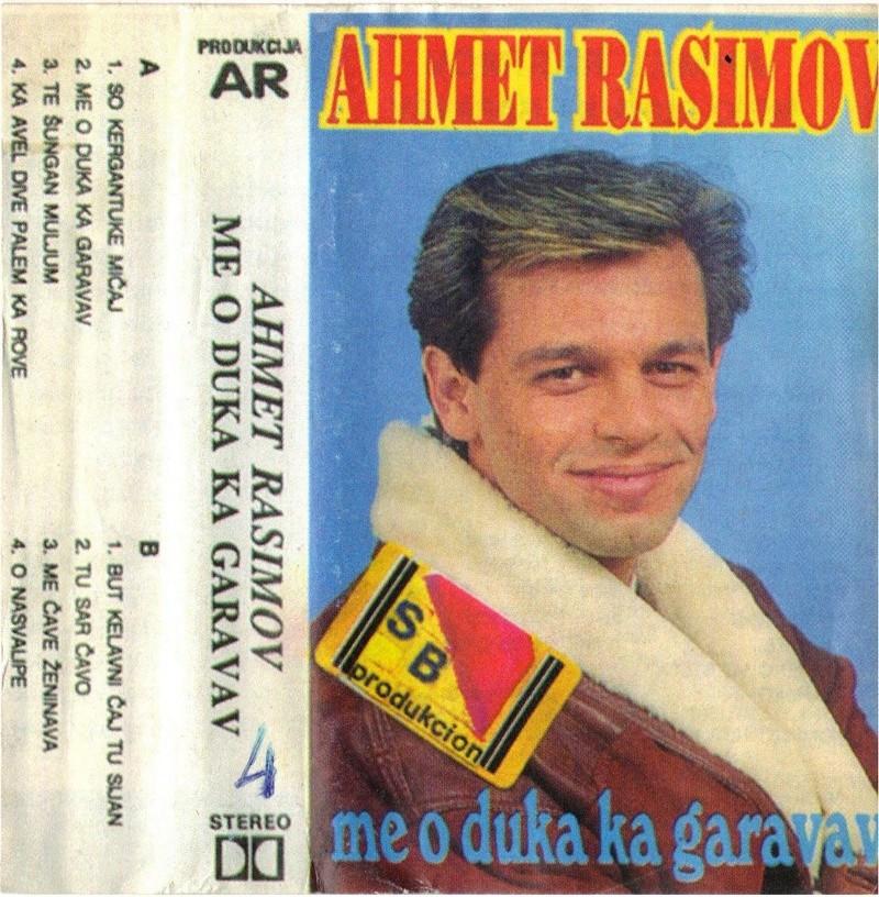Ahmet Rasimov - Omoti  Prednj16