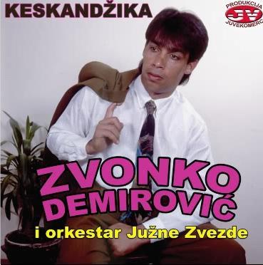Zvonko Demirovic - Omoti Prednj20