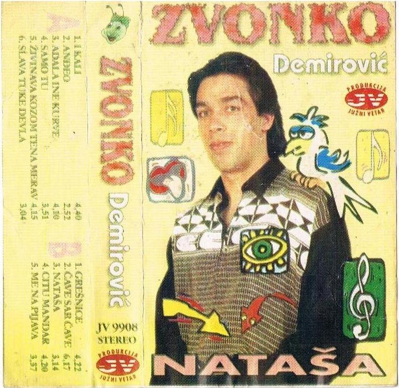 Zvonko Demirovic - Omoti Prednj21