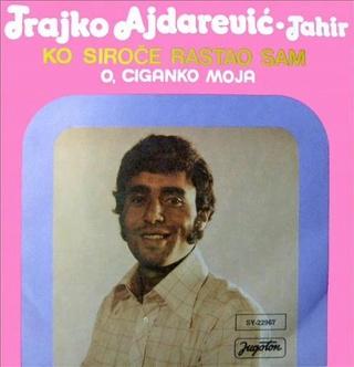Tahir Ajdarevic Trajko - Diskografija Prednj56