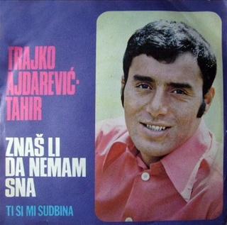 Tahir Ajdarevic Trajko - Diskografija Prednj57