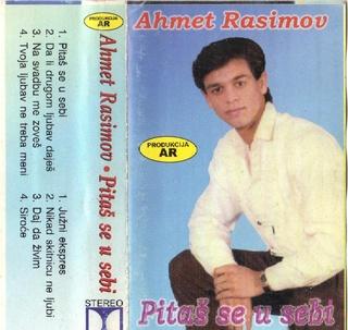 Ahmet Rasimov - Diskografija Prednj86