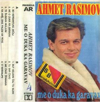 Ahmet Rasimov - Diskografija Prednj87