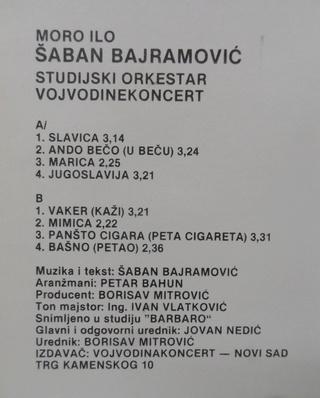 Šaban Bajramovič - Diskografija 3 100 % Tacna  - Page 2 R-116011
