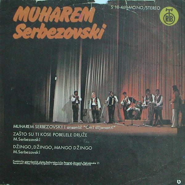 Muharem Serbezovski - Omoti R-117911