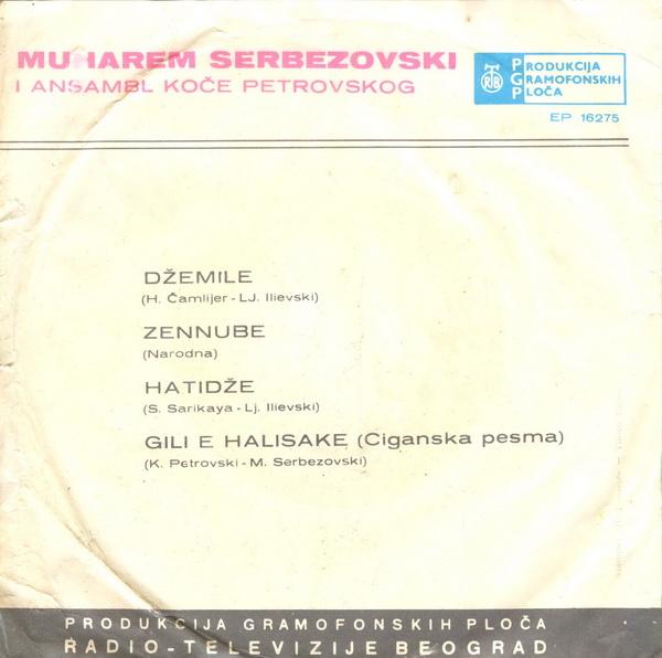 Muharem Serbezovski - Omoti R-193711