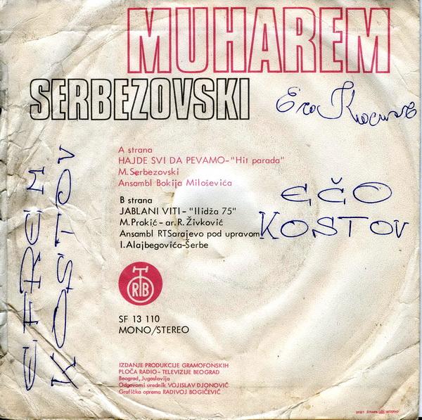 Muharem Serbezovski - Omoti R-219310