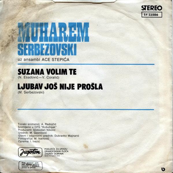 Muharem Serbezovski - Omoti R-236410
