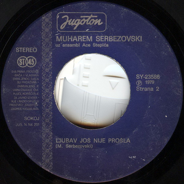Muharem Serbezovski - Omoti R-236412