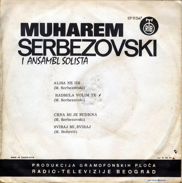Muharem Serbezovski - Omoti R-247713