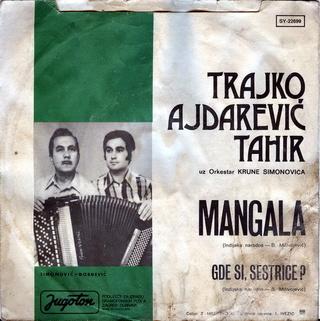 Tahir Ajdarevic Trajko - Diskografija R-252115