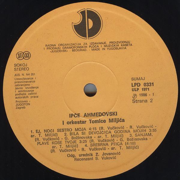 Ipče Ahmedovski - Omoti R-260211