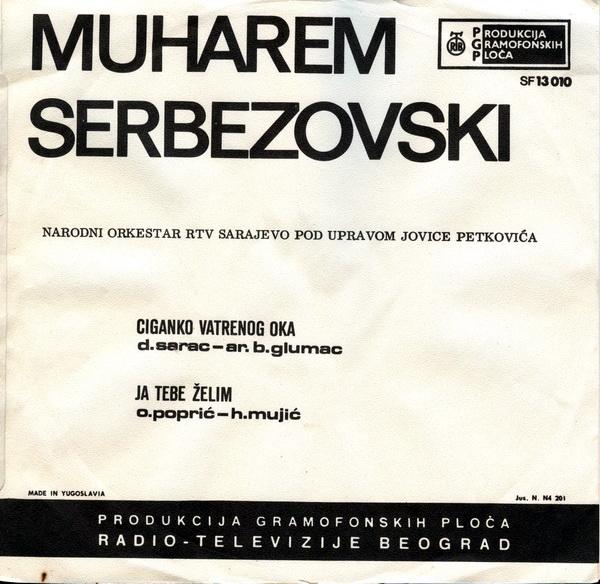 Muharem Serbezovski - Omoti R-260510