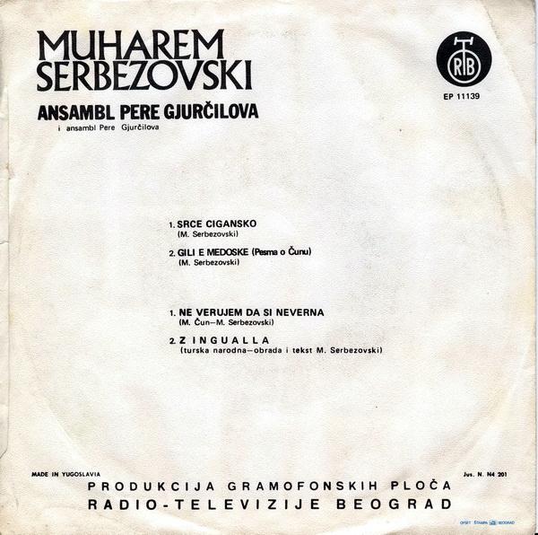 Muharem Serbezovski - Omoti R-262310