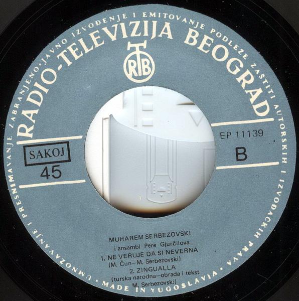 Muharem Serbezovski - Omoti R-262313