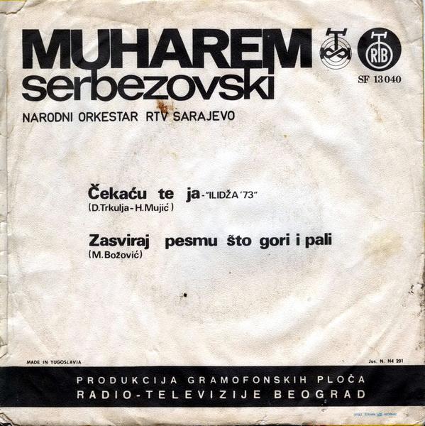 Muharem Serbezovski - Omoti R-265510