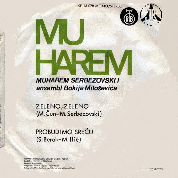 Muharem Serbezovski - Omoti R-265513