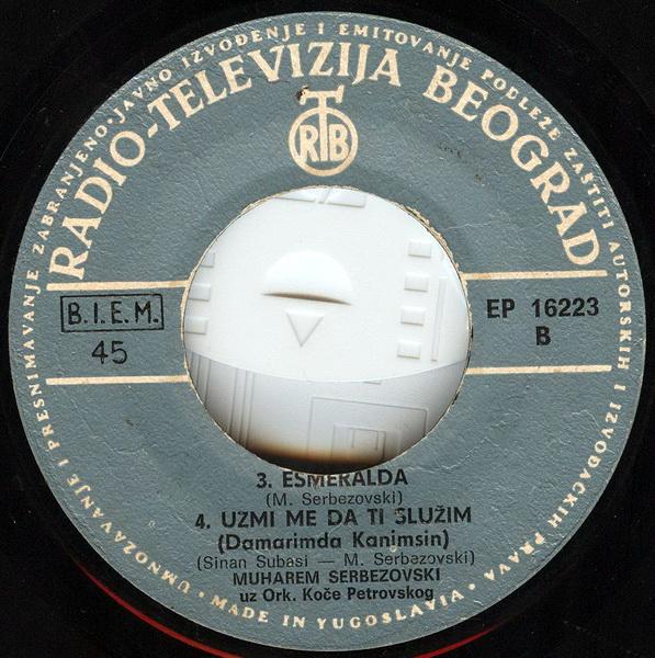 Muharem Serbezovski - Omoti R-281613
