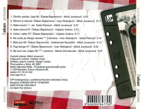 Šaban Bajramovič - Omoti  - Page 2 R-307011