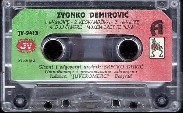 Zvonko Demirovic - Omoti R-331713