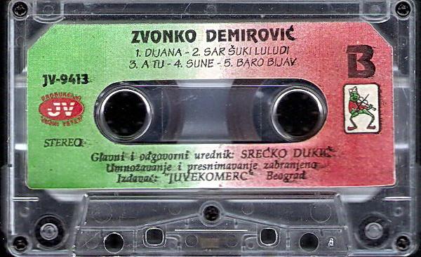 Zvonko Demirovic - Omoti R-331714