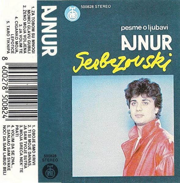 Ajnur Serbezovski - Omoti R-364310