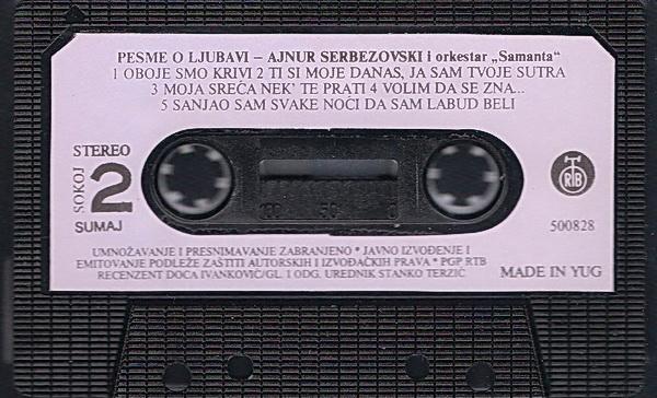 Ajnur Serbezovski - Omoti R-364313