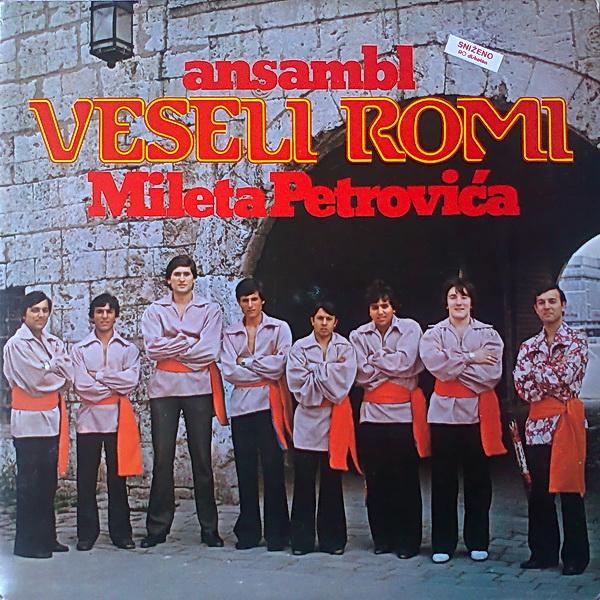 Veseli Romi - Omoti R-375210