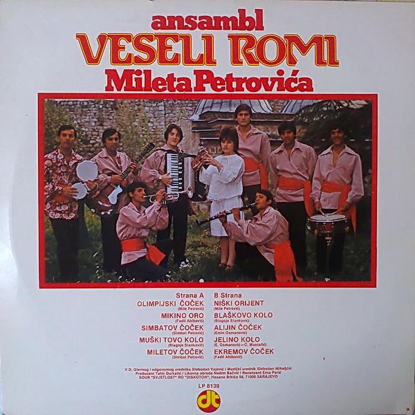 Veseli Romi - Omoti R-375213
