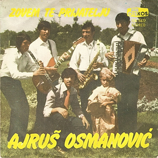 Ajrus Osmanovic - Omoti R-385312