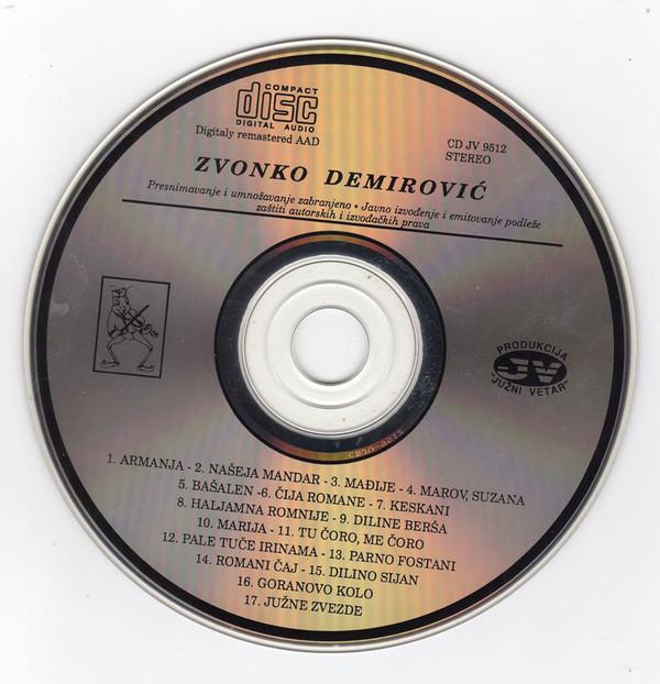 Zvonko Demirovic - Omoti R-417611
