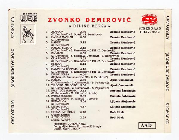 Zvonko Demirovic - Omoti R-417613