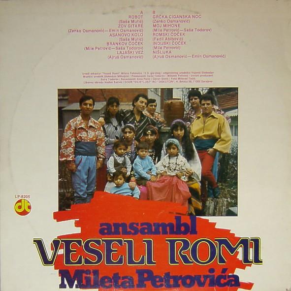 Veseli Romi - Omoti R-421611
