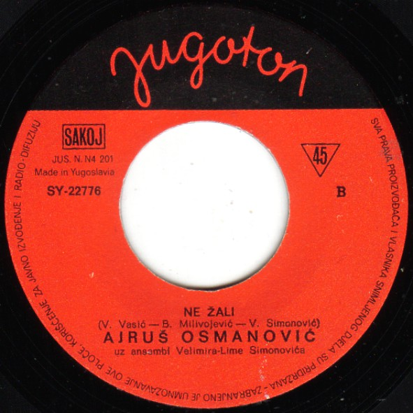 Ajrus Osmanovic - Omoti R-430616