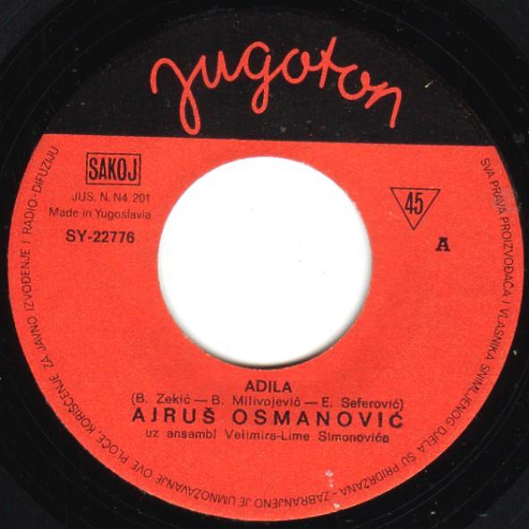 Ajrus Osmanovic - Omoti R-430617
