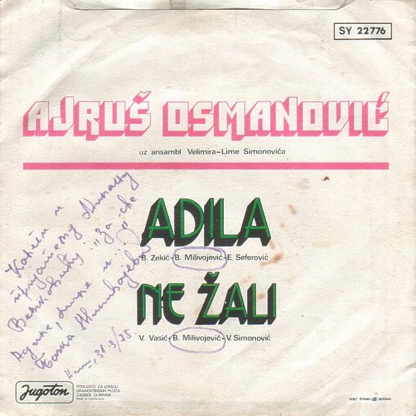Ajrus Osmanovic - Omoti R-430618