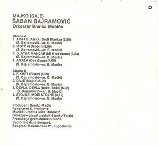 Šaban Bajramovič - Diskografija 3 100 % Tacna  - Page 2 R-447414