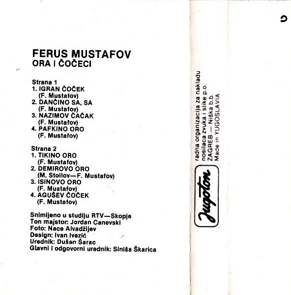 Ferus Mustafov - Omoti R-478010