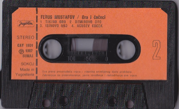 Ferus Mustafov - Omoti R-478011