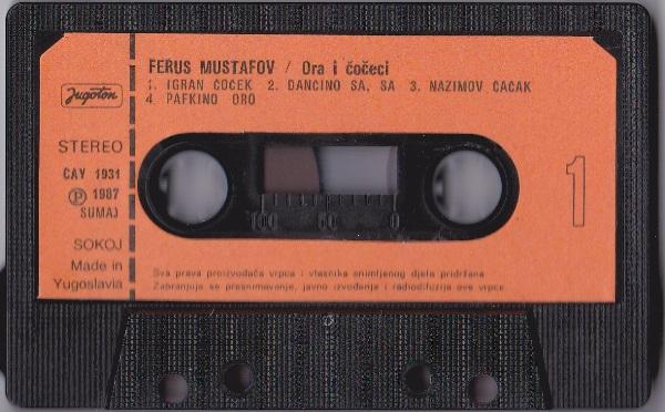Ferus Mustafov - Omoti R-478012