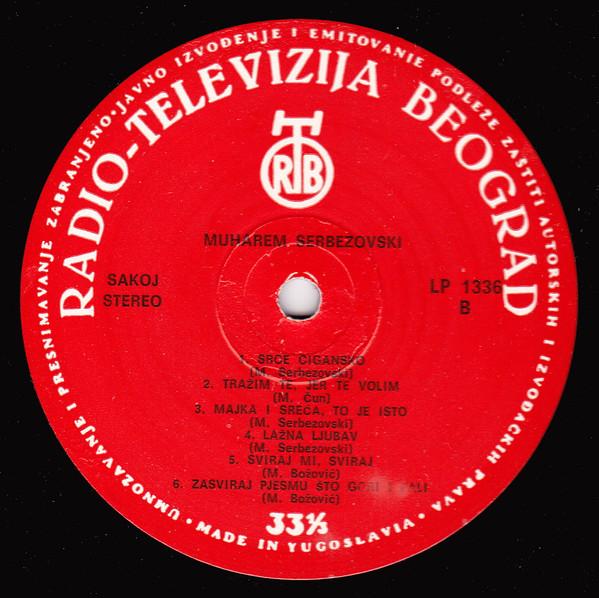 Muharem Serbezovski - Omoti R-711917