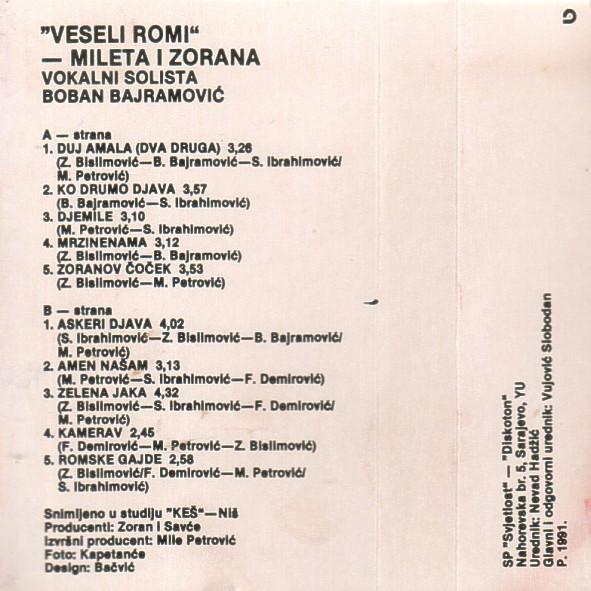 Veseli Romi - Omoti R-738314